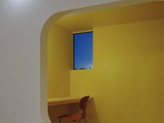 アスレチックハウス トロピカルデザインの 書斎 の 前田工務店 トロピカル