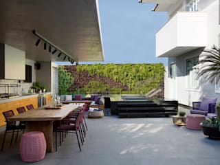 Houses by Hobjeto Arquitetura, Modern