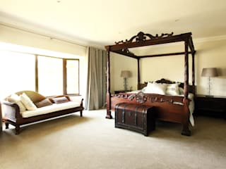 Bedroom by JSD Interiors, Country