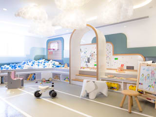 Playgroup by Artta Concept Studio Modern
