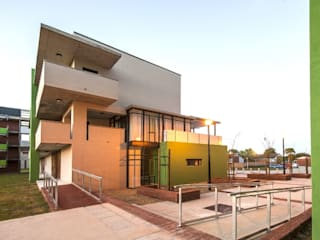 Modern schools by The Matrix Urban Designers and Architects Modern