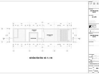 de công ty cổ phần Thiết kế Kiến trúc Việt Xanh Moderno