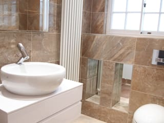 Bathroom by DeVal Bathrooms, Modern