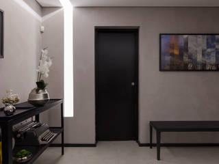 DGBT OFFICE - Higienópolis Semíramis Alice Arquitetura & Design Edifícios comerciais modernos Concreto Cinza