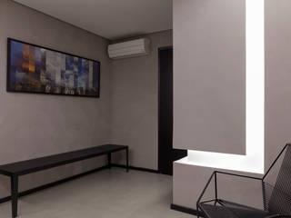 DGBT OFFICE - Higienópolis Edifícios comerciais modernos por Semíramis Alice Arquitetura & Design Moderno