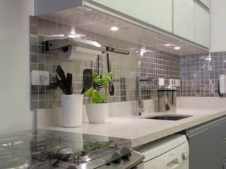RG HOME - Moema por Semíramis Alice Arquitetura & Design Minimalista