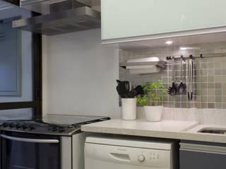 RG HOME - Moema Cozinhas minimalistas por Semíramis Alice Arquitetura & Design Minimalista