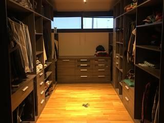 モダンスタイルの寝室 の BVS+GN ARQUITECTURA モダン