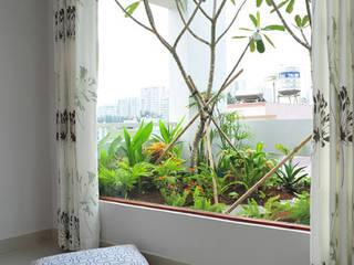 Công ty TNHH Xây Dựng TM – DV Song Phát Modern balcony, veranda & terrace
