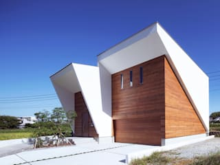 Architect Show Co.,Ltd Casas modernas