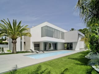 Tomás Amat Estudio de Arquitectura Modern style gardens