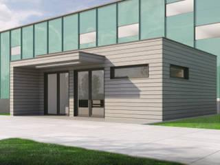 Vorentwurf und Visualisierung eines Freizeit- oder Büroraumes :   von heimvision.de