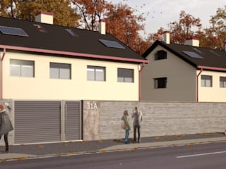 Houses by A3D INFOGRAFIA,