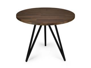 Stół Mine Wood Nuua JadalniaStoły Drewno Czarny