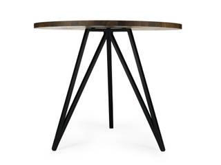 Stół Mine Wood: styl , w kategorii  zaprojektowany przez Nuua