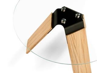 Stolik MRC Wood Nuua SalonStoliki Drewno O efekcie drewna