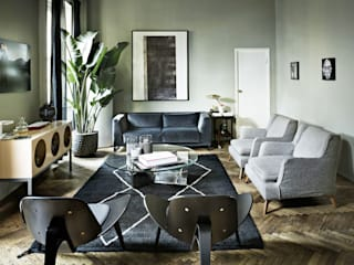 PAOLO FRELLO & PARTNERS Living room