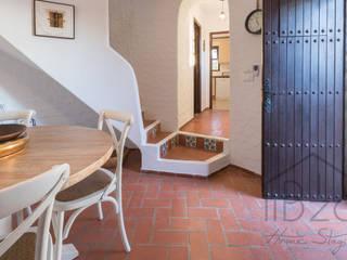 Preparando una casa vacacional de ROX & IRE IBIZA SL Mediterráneo