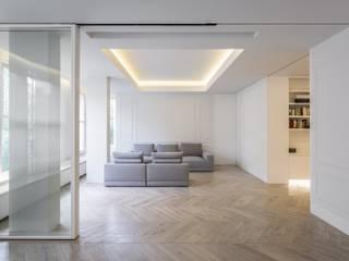 Vivienda Marqués del Turia: Comedores de estilo  de Gallardo Llopis Arquitectos