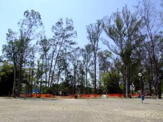 Parque dos Eucaliptos Bares e clubes modernos por ODVO Arquitetura e Urbanismo Moderno