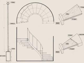 Tangga by Morelli & Ruggeri Architetti