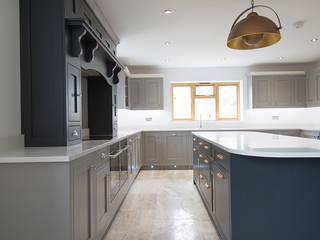 Luxury Kitchen: Silver Cloud Limestone Quorn Stone Dapur Modern Batu Kapur