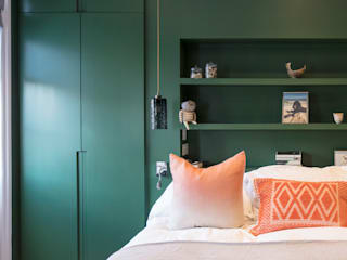 Bedroom by Architecture for London, Modern