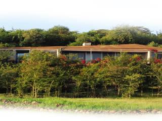 ENCHORO, Kenyan Heaven Maisons minimalistes par TAG Minimaliste
