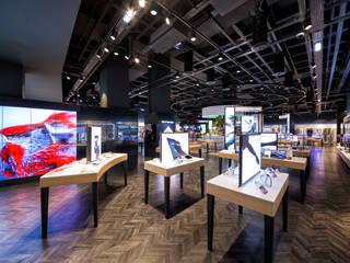 Lunapark Tasarım – Arçelik İstinye Mağaza:  tarz