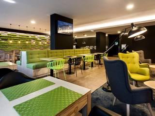 Hotel Neat Açores Hotéis modernos por Traços Interiores Moderno