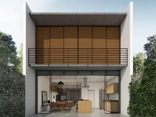 Rumah Modern Oleh Bernardo Horta Arquiteto Modern