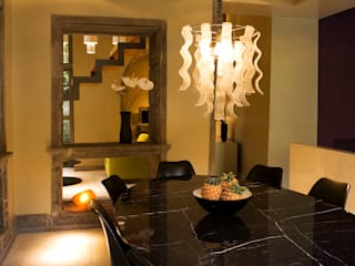 Comedores industriales de Carlos Mota- Arquitetura, Interiores e Design Industrial