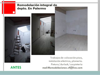 by Remodelaciones SF,