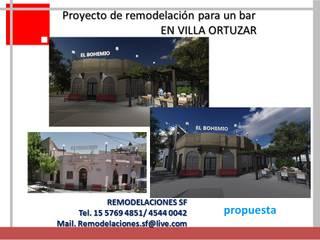 Houses by Remodelaciones SF,