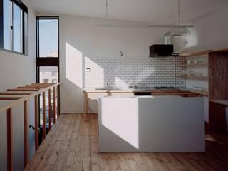 育てる家 オリジナルデザインの キッチン の 前田工務店 オリジナル