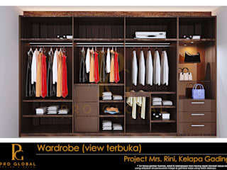 Wardrobe :   by Pro Global Interior