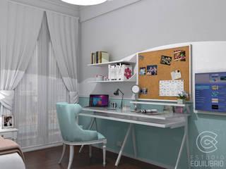 Спальня в классическом стиле от Estudio Equilibrio Классический