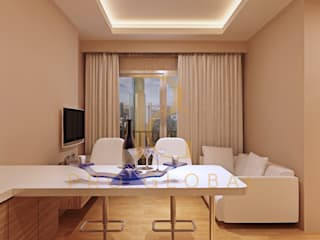 Apartment Type 2 Bedroom:   by Pro Global Interior