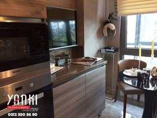 Yankı Mutfak Banyo – Ankara da mutfak dolap firmaları: modern tarz , Modern