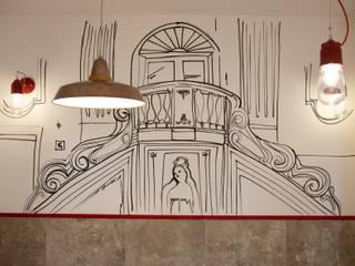 Trianon Pizzeria di M@G Architettura&Design Mediterraneo