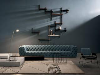 Salas de estilo  por Mobilificio Marchese