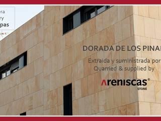ARENISCAS STONE Condominio Pietra Ambra/Oro