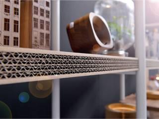 Designproducten gemaakt van karton:   door Studio Perspective, Industrieel