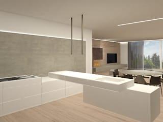 Giemmecontract srl. Modern kitchen