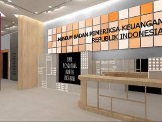 Museum Badan Pemeriksa Keuangan Republik Indonesia Oleh Studio Slenpan