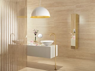 Royale Salle de bain industrielle par Love Tiles Industriel