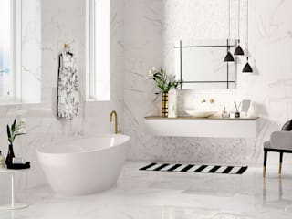 Precious Love Tiles Industrial style bathroom