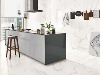 Precious Love Tiles Industrial style kitchen
