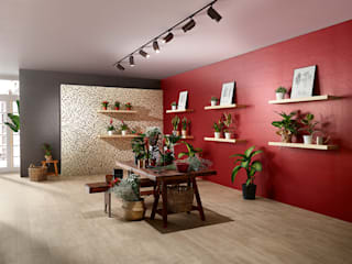 Paredes de estilo  por Love Tiles