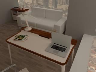 Rencana tata Ruang Kantor ( Slipi ):   by Indra Jatmika Hardi
